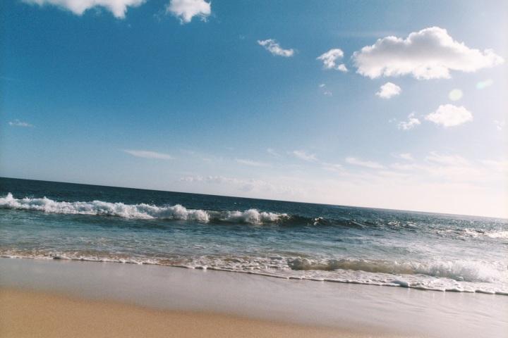 Hawaii Ocean Sea Beach