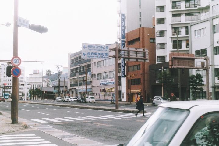 Nagasaki Japan Nikon F3 Daisuke Kume